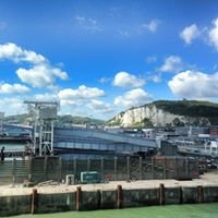 Port of Dover, Kent, England