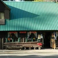 Twin Lakes General Store, Mammoth CA