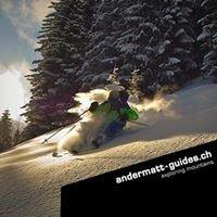 Andermatt - Guides