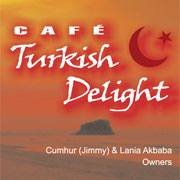 Turkish Delight Cafe