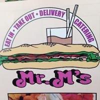 Mr. M's Sandwich Shop