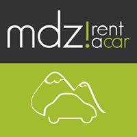 Mdz rent a car
