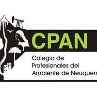 Colegio de Profesionales del Ambiente de Neuquén - CPAN
