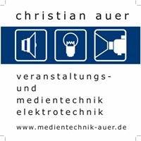 Veranstaltungs- und Medientechnik Auer