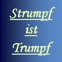 Strumpf ist Trumpf