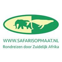 Safari's op maat