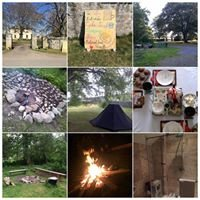 Cromdale House - Camping and refreshment place direct on your Speyside Way