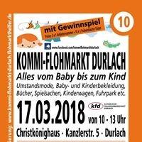 Kommissionsflohmarkt Durlach
