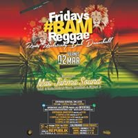 BAM Fridays - Reggae