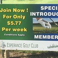 Esperance Golf Club
