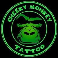 Cheeky Monkey Tattoo