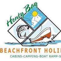 Henty Bay Beachfront Holiday Park Portland
