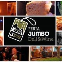 Feria JUMBO Deli & Wine - Tribuna Plaza Palermo