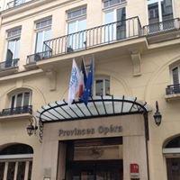 Hotel Province Opera, Paris France