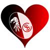 Mein Herz schlägt für den SC Freiburg