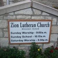 Zion Lutheran Ogden IA