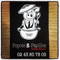 Popote&Papilles restau'bistrot