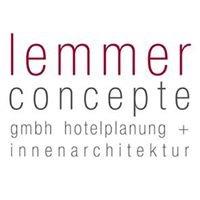 Lemmer Concepte GmbH Hotelplanung + Innenarchitektur