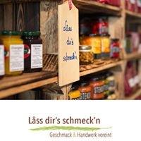Lass dirs schmecken - Am Kornsteinplatz - Hallein