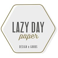 Lazy Day paper - Papeterie