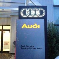 Audi Service Trainings Center Neuss