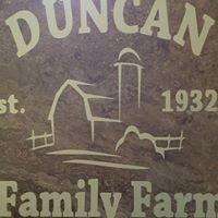 Duncan Family Farm