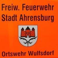 Freiwillige Feuerwehr Wulfsdorf