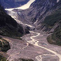 Fox-Gletscher
