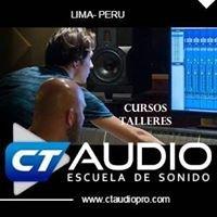 CT Audio. Capacitación Técnica en Audio Profesional