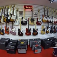 Abbey Music Shop