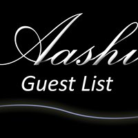 AASHI Guest List