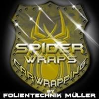 Spiderwraps by Folientechnik Müller - Car Wrapping