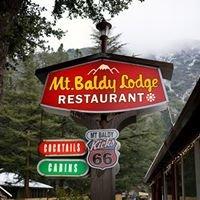 Mt Baldy Lodge