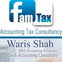 Famtax Accounting Services Inc. - Formerly BASE Accounting and Tax