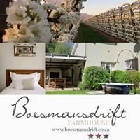 Boesmansdrift Farmhouse - Living the Country Life