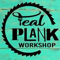 Teal Plank Workshop