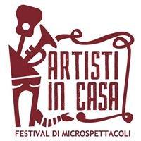 Artistincasa festival di microspettacoli
