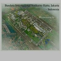 Soekarno-Hatta International Airport Terminal 2