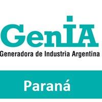 Genia Paraná - Ministerio de Industria