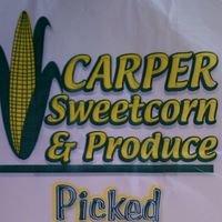 Carper Sweet Corn & Produce