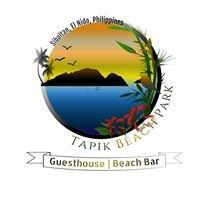 Tapik Beach Park - El Nido