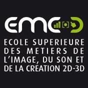 EMC, École supérieure des métiers de l'image du son et de la création 2D-3D