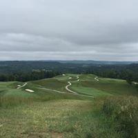 The Pete Dye Golf Course
