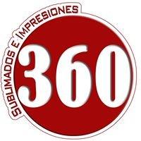 Sublimados e Impresiones 360