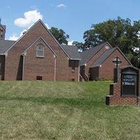 St Paul's Lutheran Church at Ridgeway, NC