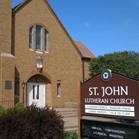 St. John Lutheran Church, Clinton