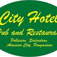 City Hotel, Alaminos City