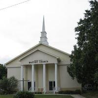 Mt Olive Baptist Church, Polk City, Florida