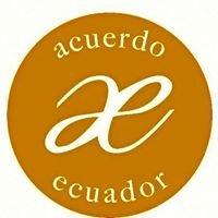 Acuerdo Ecuador