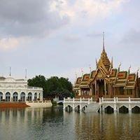 Bang Pa-In Summer Palace. (พระราชวังบางปะอิน)